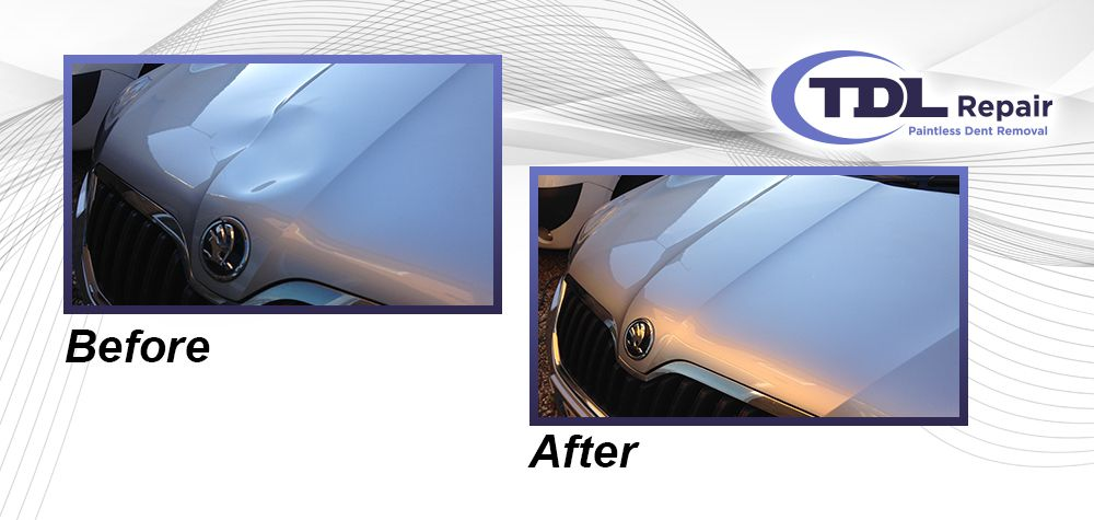Paintless Dent Removal 3