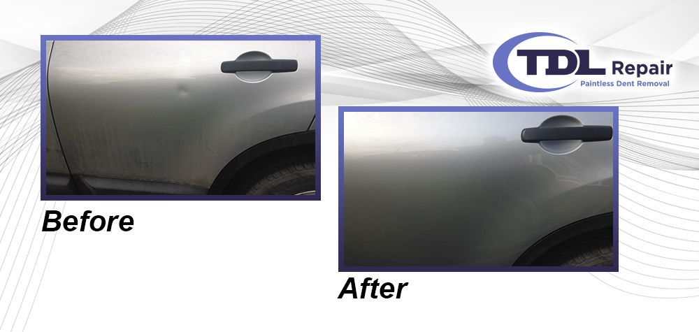 Paintless Dent Removal 4