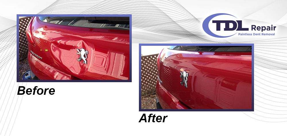 Paintless Dent Removal 5
